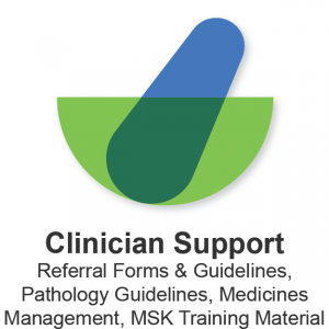 Clinician Support Link